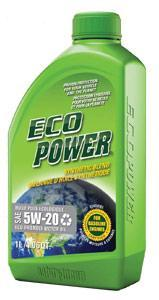 Eco Power Oil Change