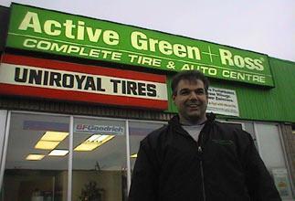 Tire Centre at 14 Queen St. N. (Streetsville at Britannia), Mississauga