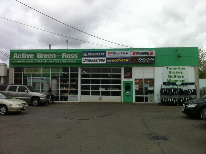 Active Green Ross