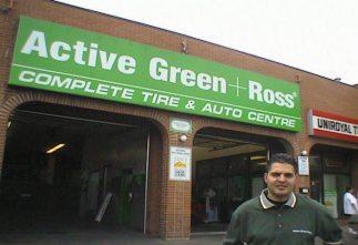 Tire Centre at 735 Dundas St. W. (at Mavis), Mississauga