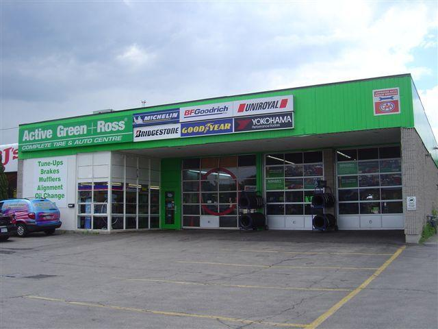 Tire Centre at 930 Queenston Road, East of Lake Dr, Stoney Creek