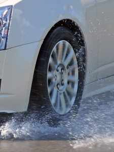 wet road performance