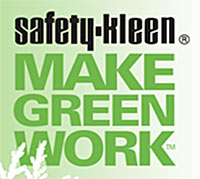 Safety-kleen-make-green-work-logo