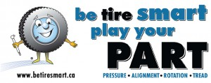 Be Tire Smart Play Your PART
