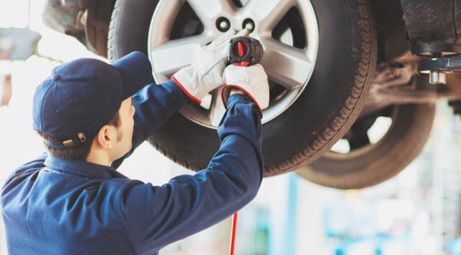 Tire Balance Work