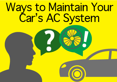 Auto Air Conditioning Maintenance Services