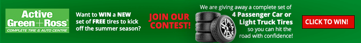 AGR Spring 2021 - Win Summer Tires Contest