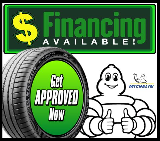 Tire & Service Repair Financing