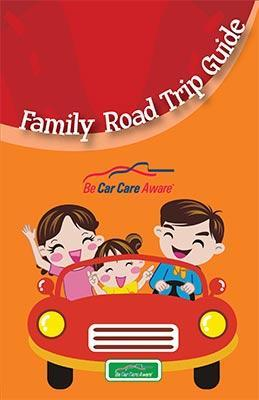 Be Car Care Aware - Family Road Trip Guide