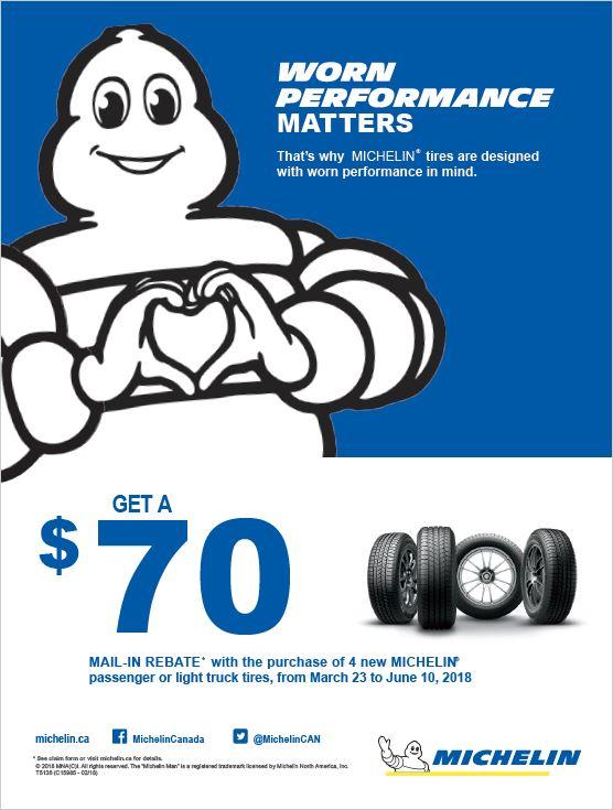 Michelin Tires - Tire & Auto Centre - Toronto Tires ...