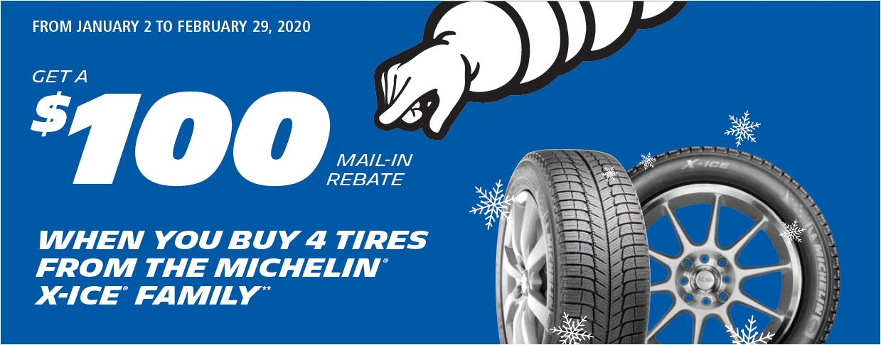 Michelin Tire Rebate >> Michelin Tires Available From Active Green Ross
