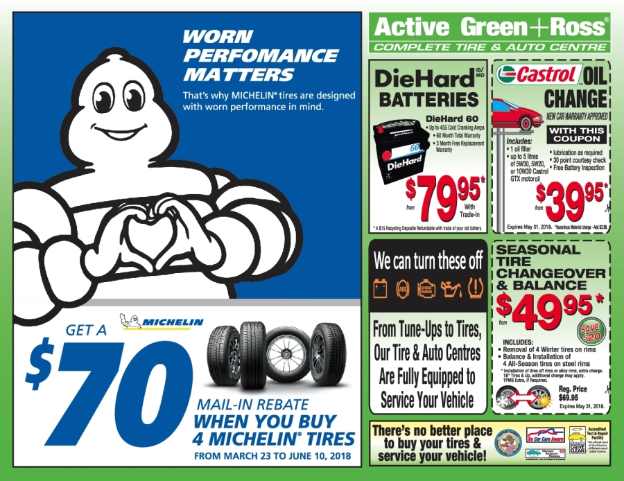 Winter Tire Clearance