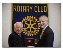 Rotary Club 2004 - Paul Harris Award