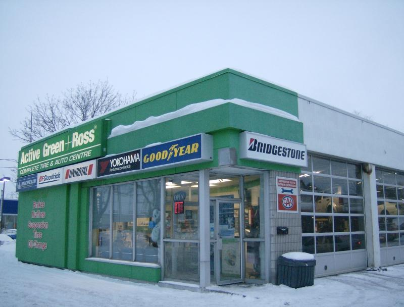 Tire Centre at 2170 Robertson Rd. , Nepean
