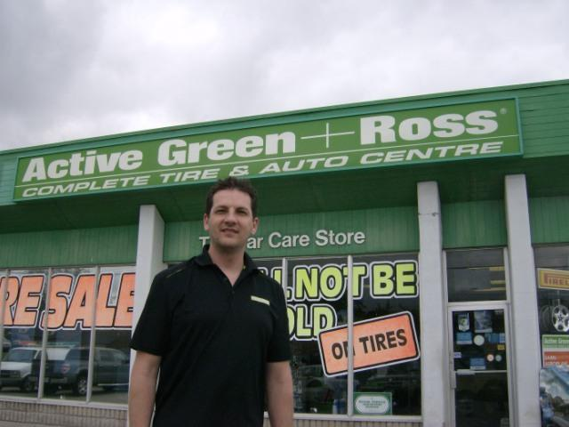 Tire Centre at 2006 Highway #7 (East of Keele at Bowes Road), Concord