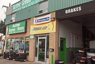 Tire Centre at 2805 Dufferin St.( S. Of Glencairn Ave), Toronto