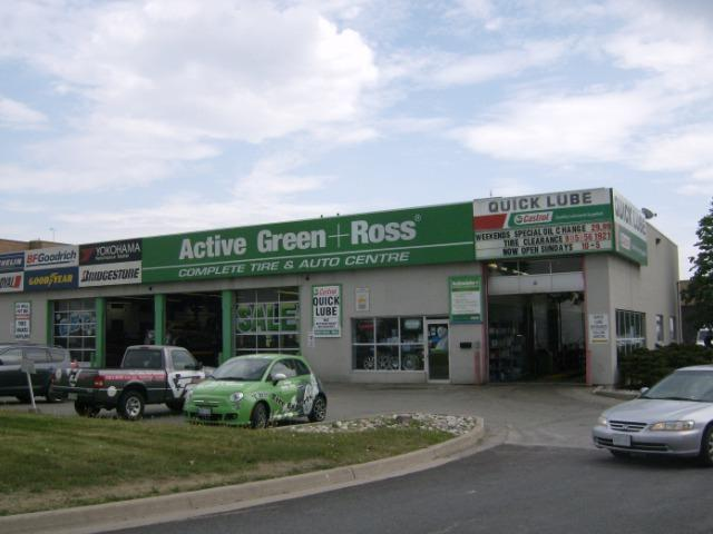 Tire Centre at 3899 Highway #7, West of Weston Rd., Vaughan