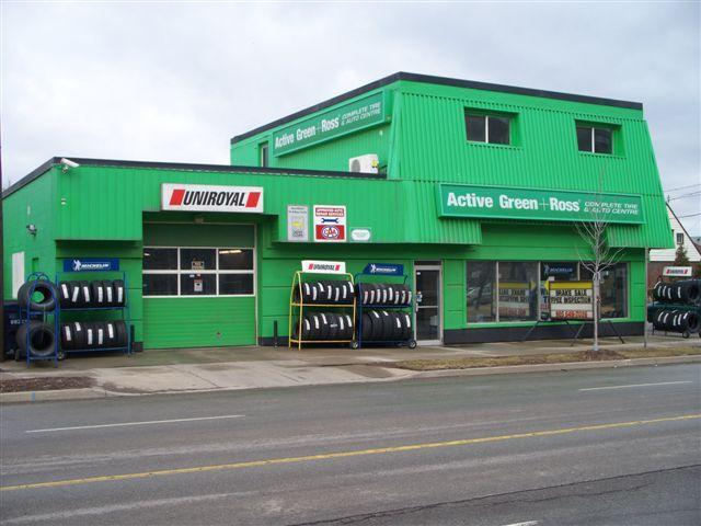 Tire Centre at 455 Ottawa Street North (at Barton), Hamilton