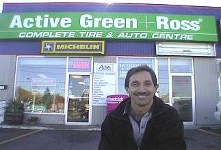 Tire Centre at 5803 Hwy #7 (west of Markham Rd.), Markham