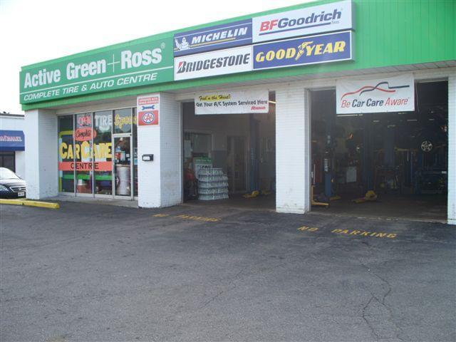 Tire Centre at 61 King George Road, South of HWY 403, Brantford