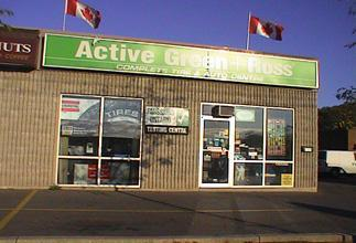 Tire Centre at 667 Fourth Line (at Speers Rd.), Oakville
