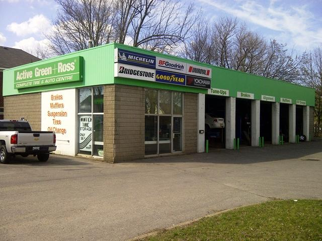 Tire Centre at 7009 Lundy's Lane  West of Dorchester Road, Niagara Falls
