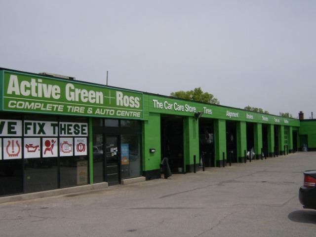 Tire Centre at 859 Kipling Ave. (just south of Dundas), Etobicoke