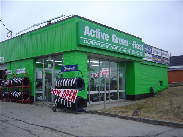 Tire Centre at 1227 King Street East, Kitchener