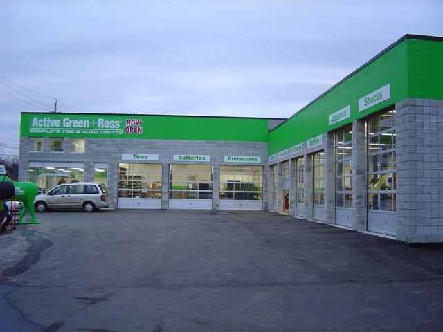 Tire Centre at 19 Crestwood Road, Thornhill