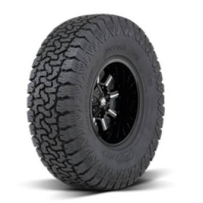 Image of a AMP Tire LRE AMP Terrain Pro A/T tire, which can be found at Active Green + Ross in Toronto, ON