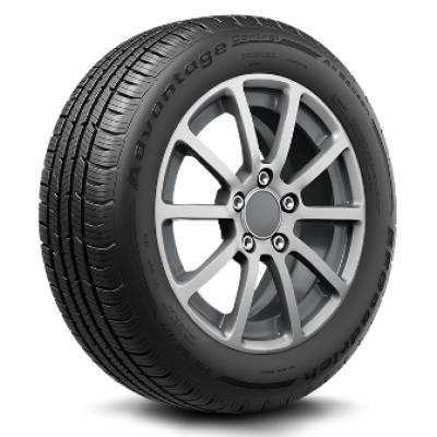 Image of a BFGoodrich Advantage Control tire, which can be found at Active Green + Ross in Toronto, ON