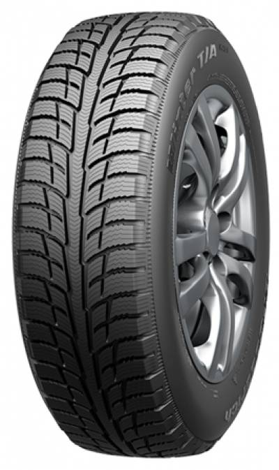 Image of a P215/75R15  Winter T/A KSI tire, which can be found at Active Green + Ross in Toronto, ON
