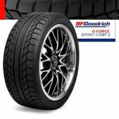 Image of a TL G-Force Sport Comp 2 tire, which can be found at Active Green + Ross in Toronto, ON