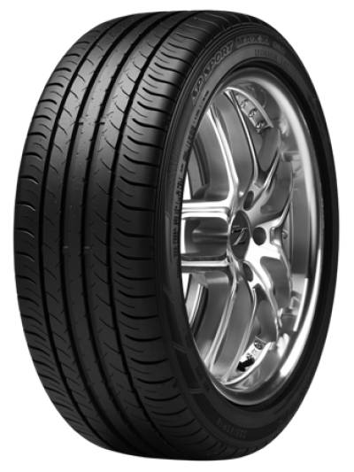 Image of a SP Sport Maxx 050 tire, which can be found at Active Green + Ross in Toronto, ON