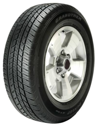 Image of a SL BSW Grandtrek ST30 tire, which can be found at Active Green + Ross in Toronto, ON