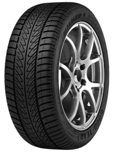 Image of a Ultra Grip 8 Performance SL AO BLT tire, which can be found at Active Green + Ross in Toronto, ON