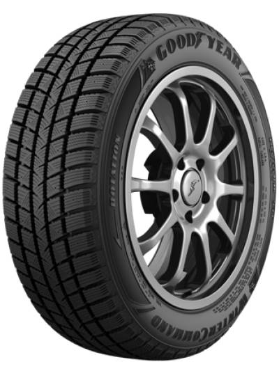 Image of a WINTERCOMMAND tire, which can be found at Active Green + Ross in Toronto, ON