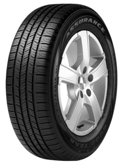 Image of a Assurance All-Season tire, which can be found at Active Green + Ross in Toronto, ON