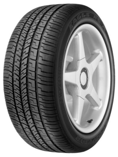 Image of a Eagle RS-A BSW tire, which can be found at Active Green + Ross in Toronto, ON