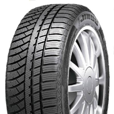 Image of a Jinyu 82H Gallopro All Weather JY4S tire, which can be found at Active Green + Ross in Toronto, ON