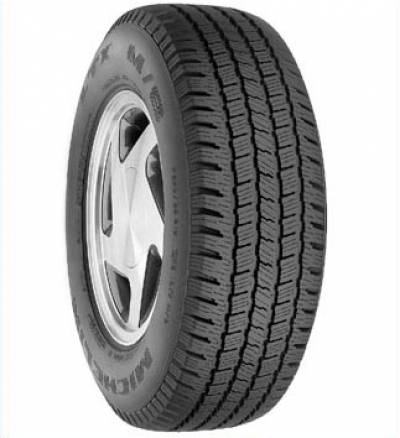 Image of a 115/112R LTX M/S 2 RBGRN tire, which can be found at Active Green + Ross in Toronto, ON