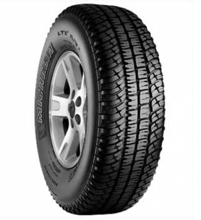 Image of a 121/118R LTX A/T2 OWL DT ^ tire, which can be found at Active Green + Ross in Toronto, ON