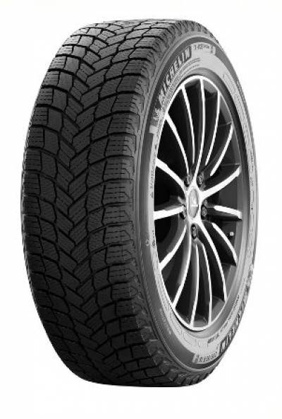Image of a Michelin XL  X-Ice Snow tire, which can be found at Active Green + Ross in Toronto, ON