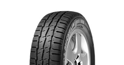 Image of a 121/120R LRC Agilis Alpin tire, which can be found at Active Green + Ross in Toronto, ON