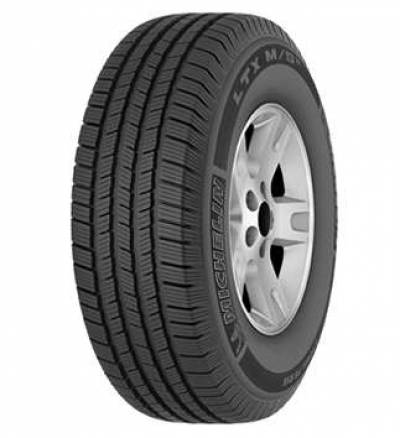 Image of a 121/118R LRE LTX M/S 2 tire, which can be found at Active Green + Ross in Toronto, ON