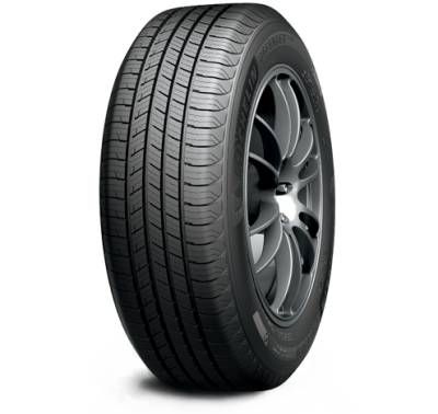 Image of a Michelin Defender T+H tire, which can be found at Active Green + Ross in Toronto, ON