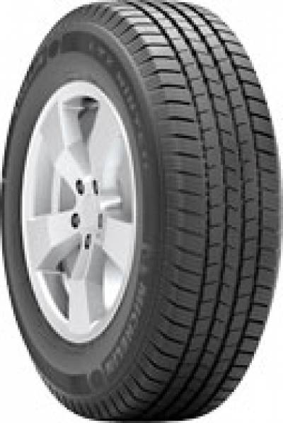 Image of a Michelin LRE  LTX Winter 115/112R tire, which can be found at Active Green + Ross in Toronto, ON