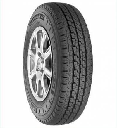 Image of a Michelin 102/100T Agilis LRC BSW tire, which can be found at Active Green + Ross in Toronto, ON