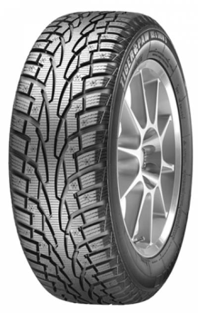 Image of a Uniroyal Tiger Paw Ice & Snow 3 Kw tire, which can be found at Active Green + Ross in Toronto, ON
