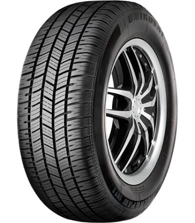 Image of a Uniroyal Tiger Paw AWP3 tire, which can be found at Active Green + Ross in Toronto, ON